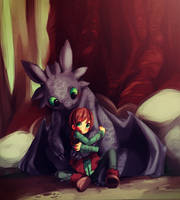 Forest snuggles