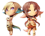 Aurix and Vaeri