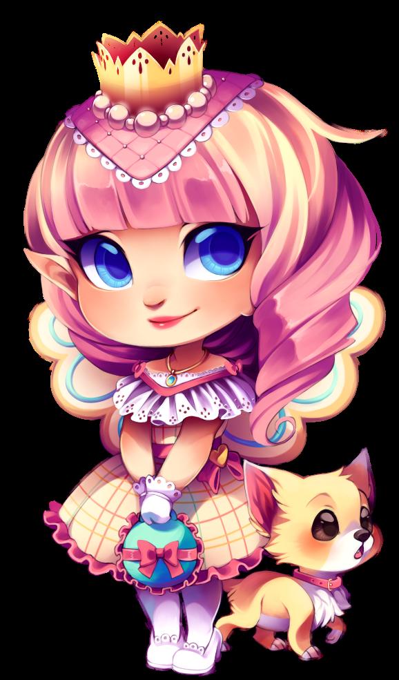 Cookie fairy by Kiwiggle