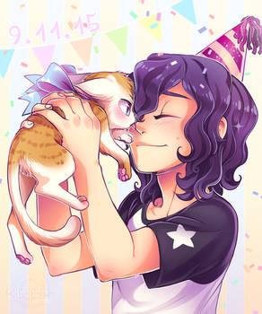 Happy Birthday Junta!!