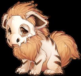The saddest puppy by Kiwibon