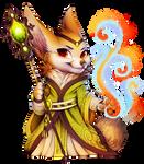Furvilla Fennec Sorcerer