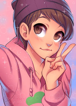 The actual totty