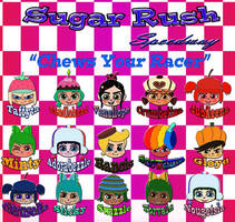 The Sugar Heads by NY-Disney-fan1955