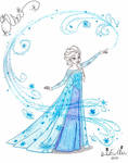 Elsa the Snow Queen: Let It Go