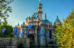 Sleeping Beauty's Diamond Castle by NY-Disney-fan1955