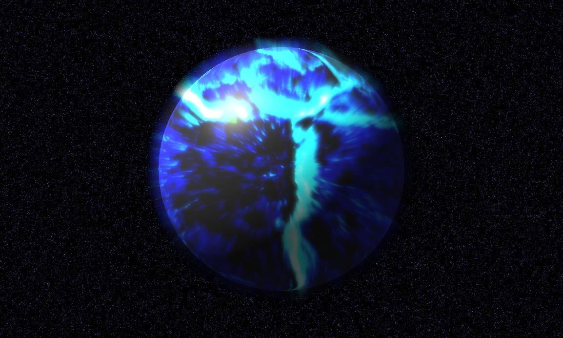 Supernova Paint Net Plugin