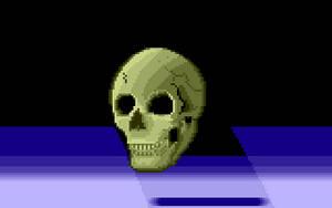Skull by CornetTheory