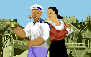 Popeye by CornetTheory