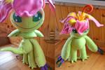 Palmon plush Digimon