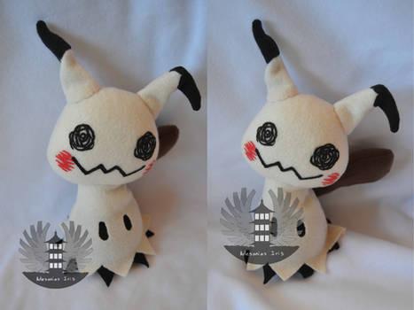 Life size Mimikyu plush - Pokemon sun and moon