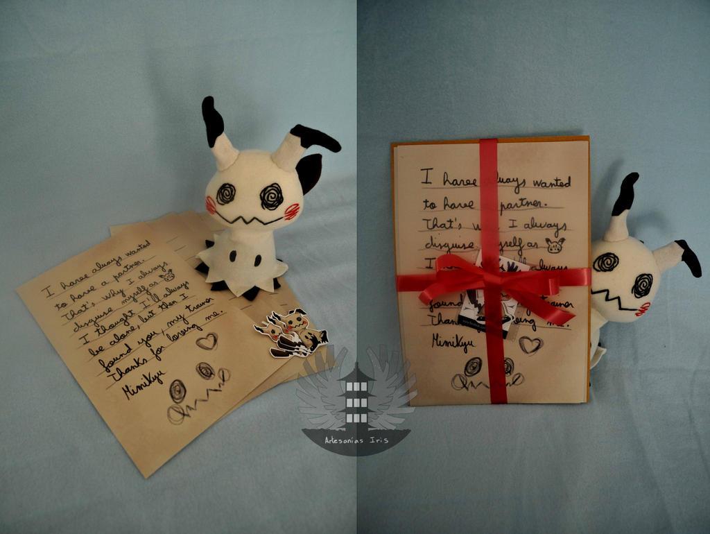 Mimikyu Pack Halloween Series #1 by BoiraPlushies