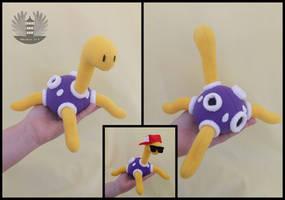 Mini Shuckle custom Plush by BoiraPlushies