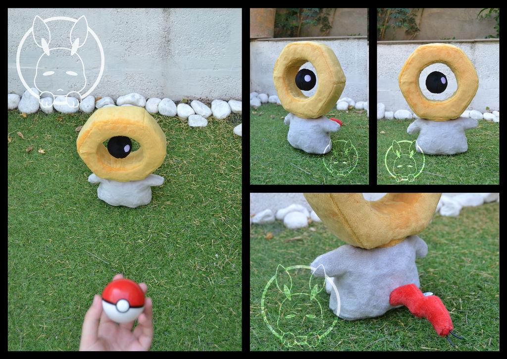 2d831a8c369bb Meltan plush - The new mythical Pokemon by BoiraPlushies on DeviantArt