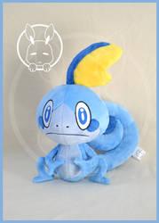 Sobble Pokemon Plush by BoiraPlushies