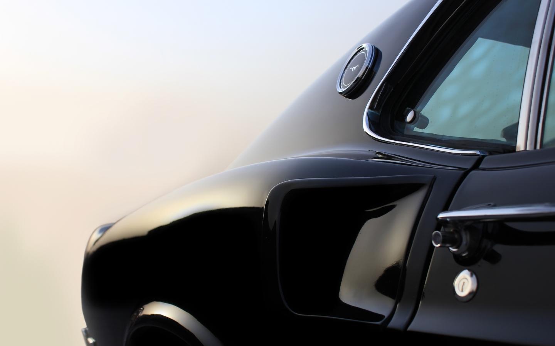 Mustang Detail by joerayphoto