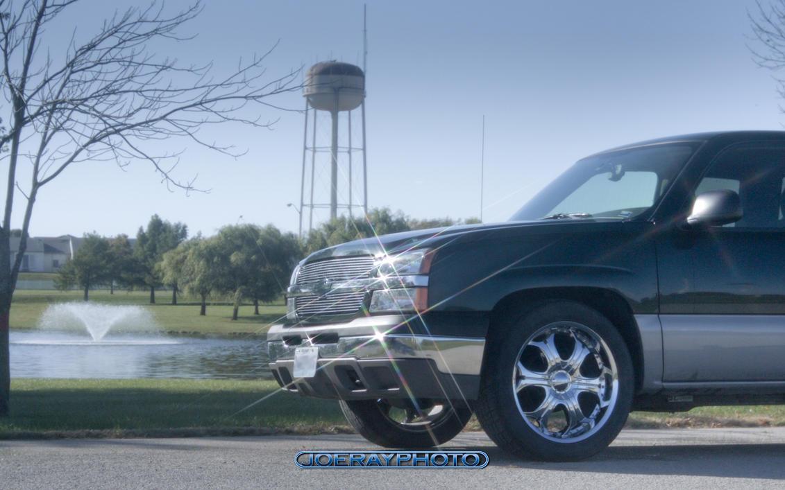 2012 Chevy Silverado Tire Size