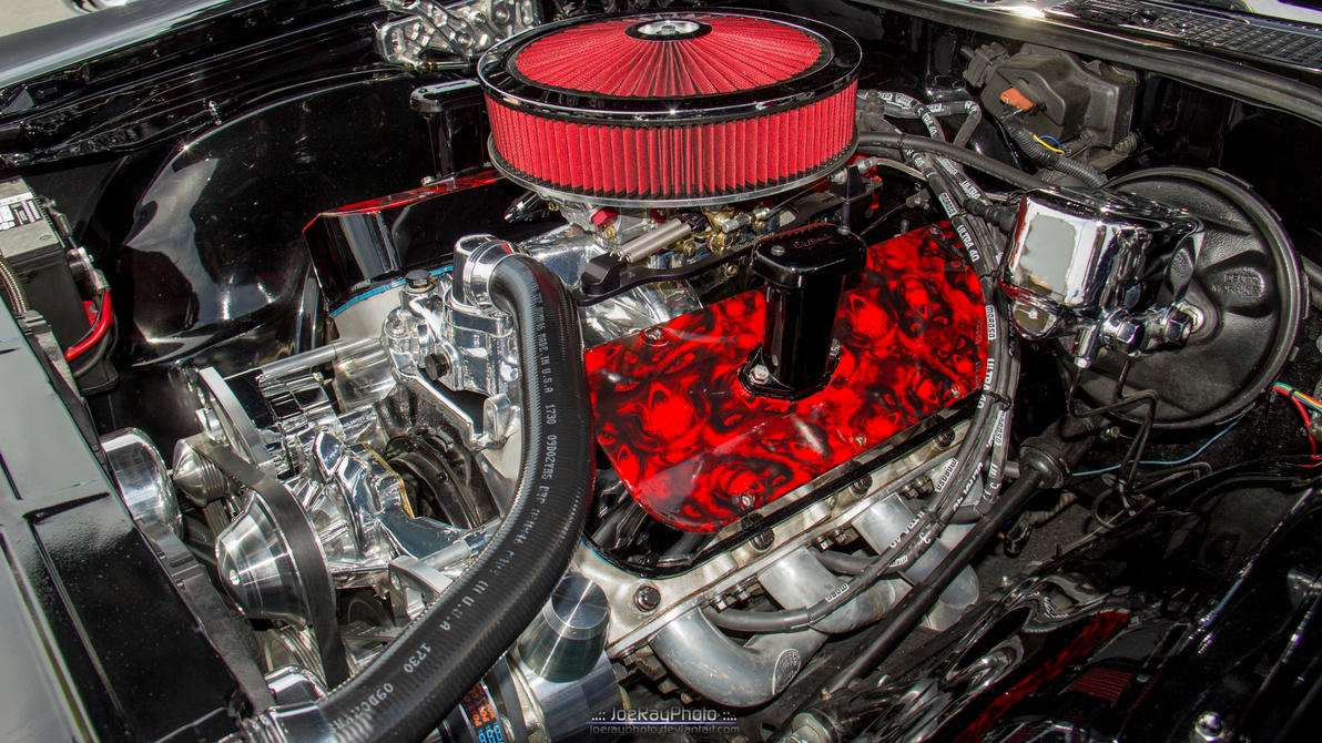 Not Your Typical V8 by joerayphoto