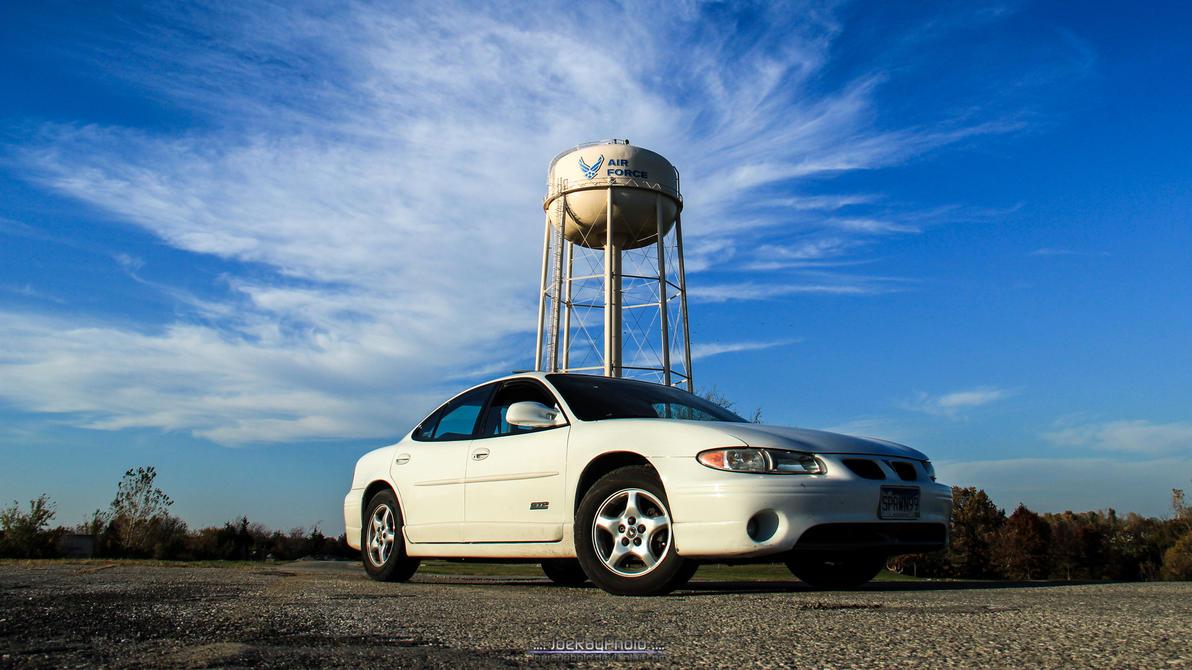 Spare Fuel Tank by joerayphoto