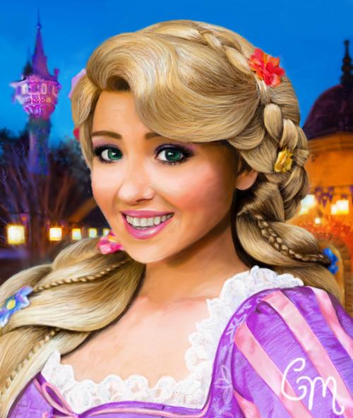 princess rapunzel of corona by foreverwonderstruck
