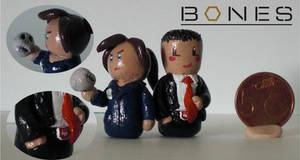 Bones: Brennan and Booth