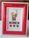 The Legend of Zelda ~ Nimex by mogunoe