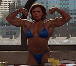Ally McBeal Muscle