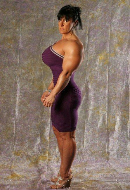 Female Bodybuilders Ass 60