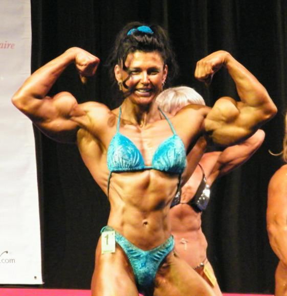 Cute Body Builder 118