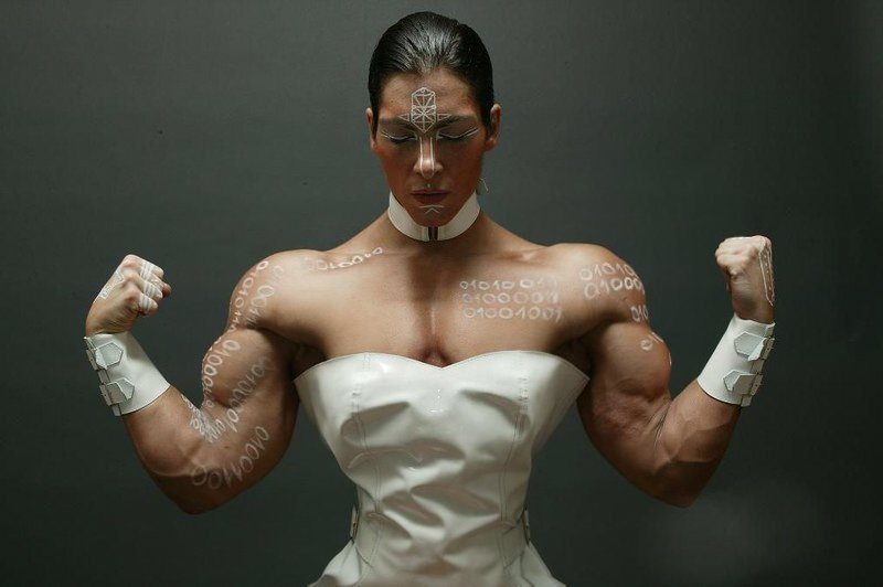 digital muscles by cribinbic
