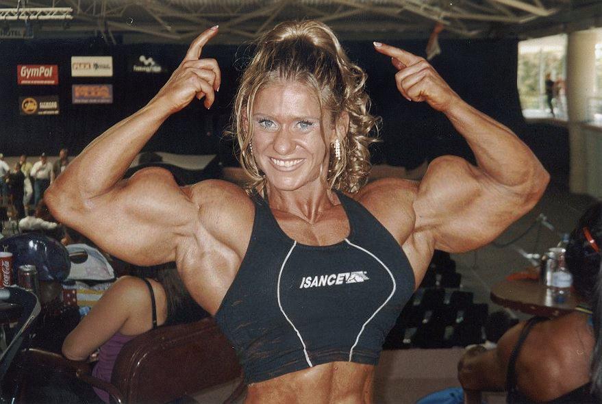 quadruple biceps by cribinbic