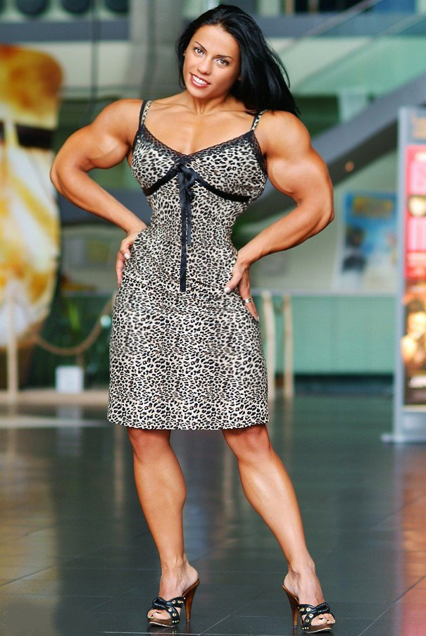 Next Door Muscles by cribinbic