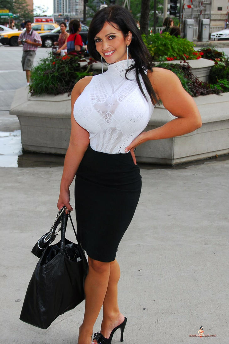 denise milani busty - photo #20