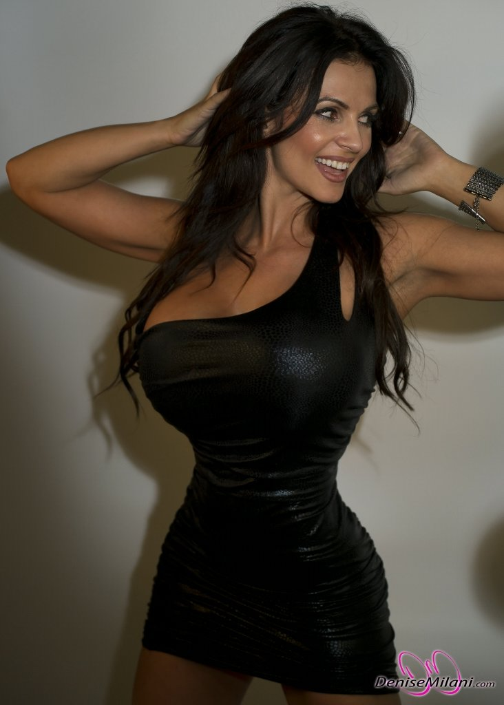 denise milani busty - photo #5