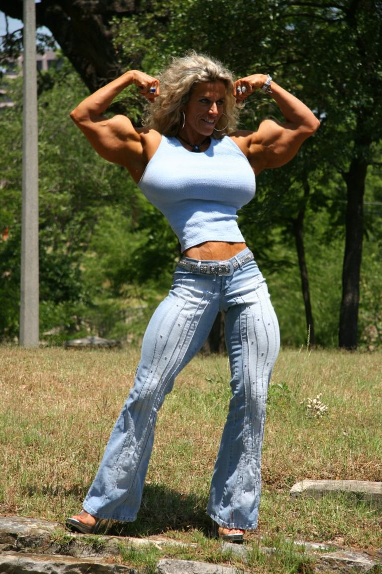 Mature Muscle Babes 77