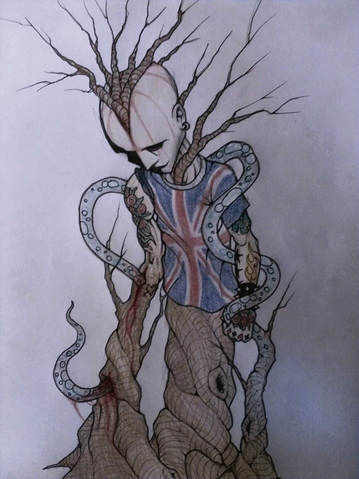 The Taking Tree by krutch99
