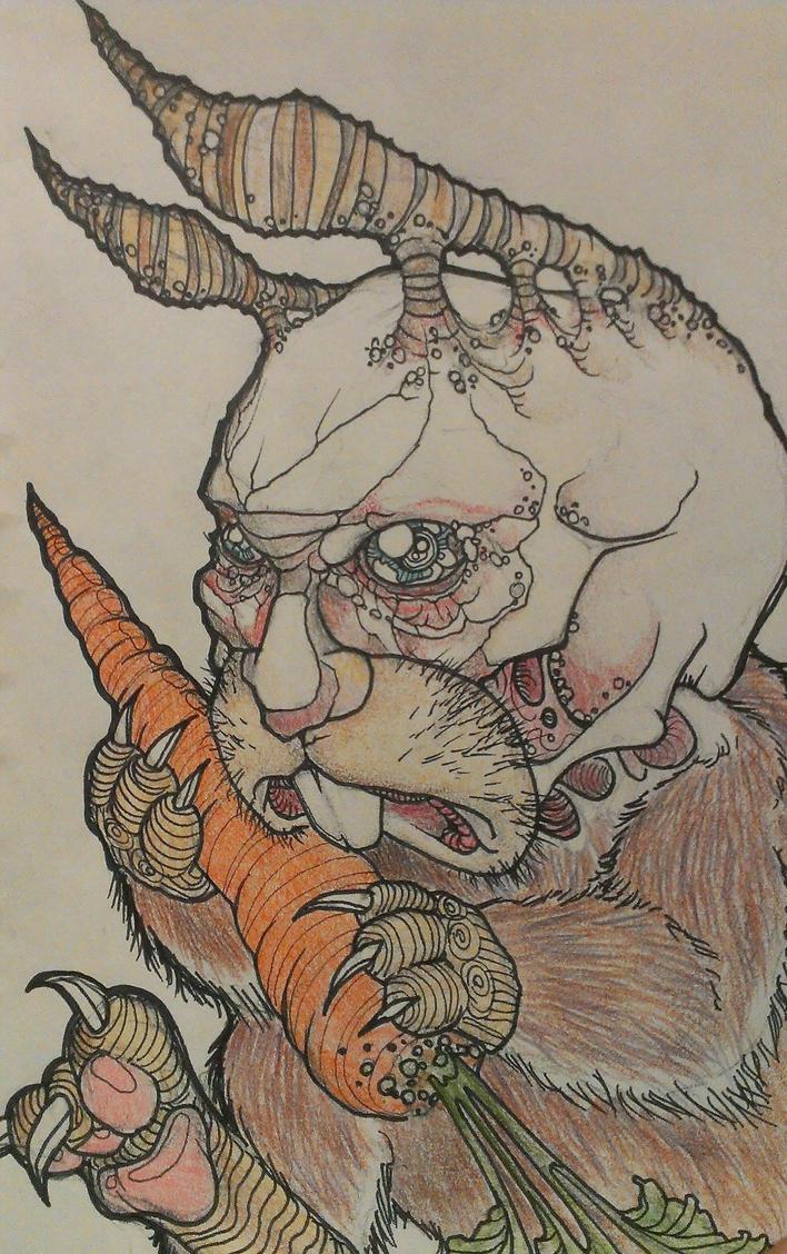 Bunny by krutch99