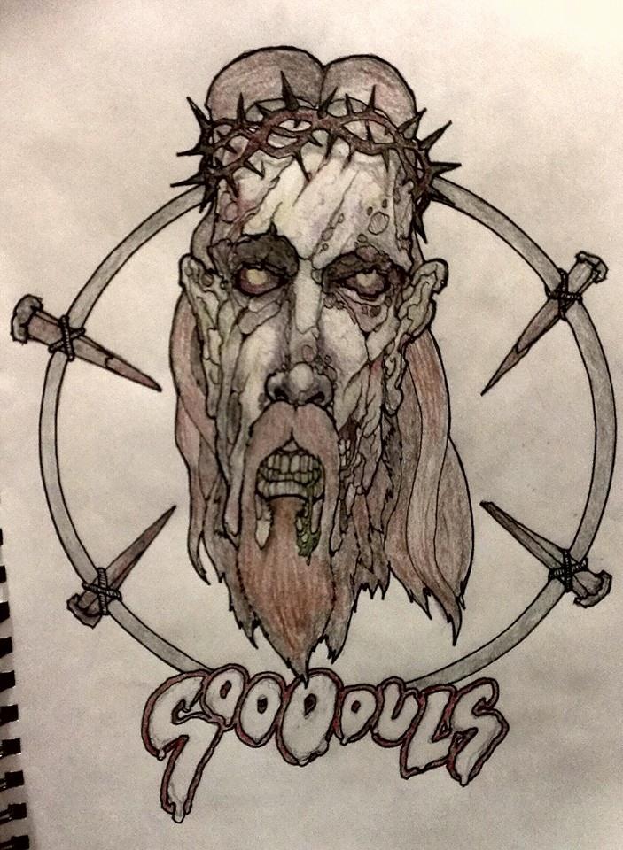 Happy Zombie Jesus Day by krutch99