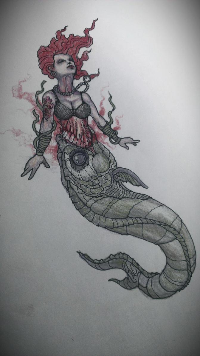 Mermaid by krutch99
