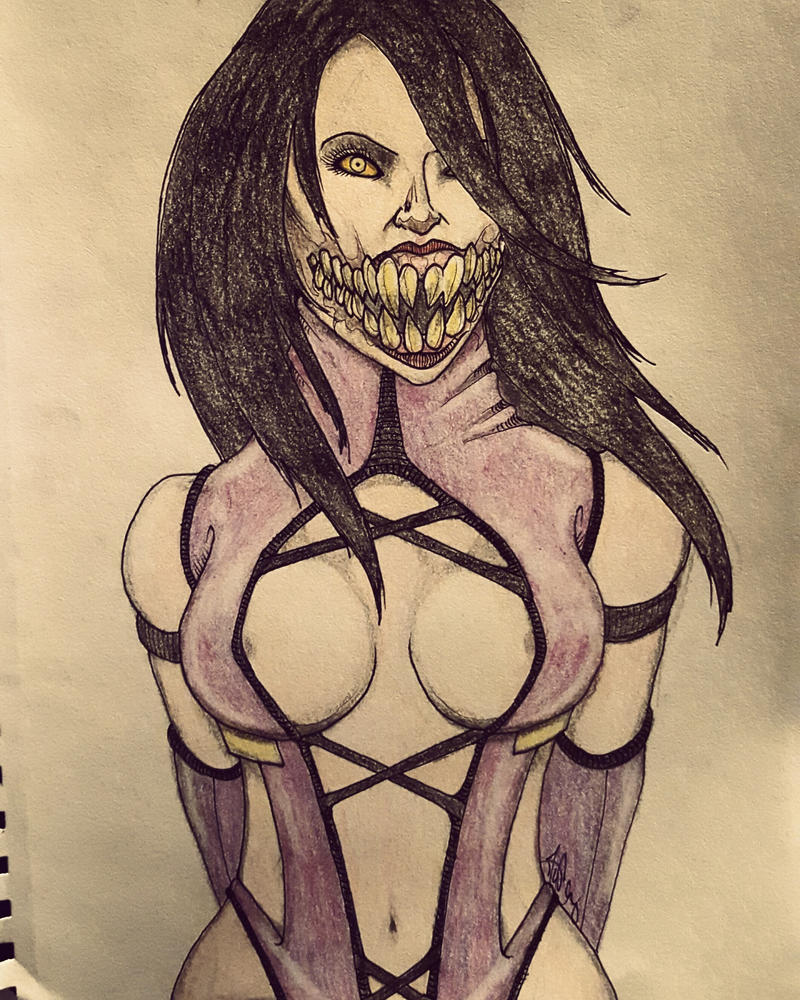 Mileena by krutch99
