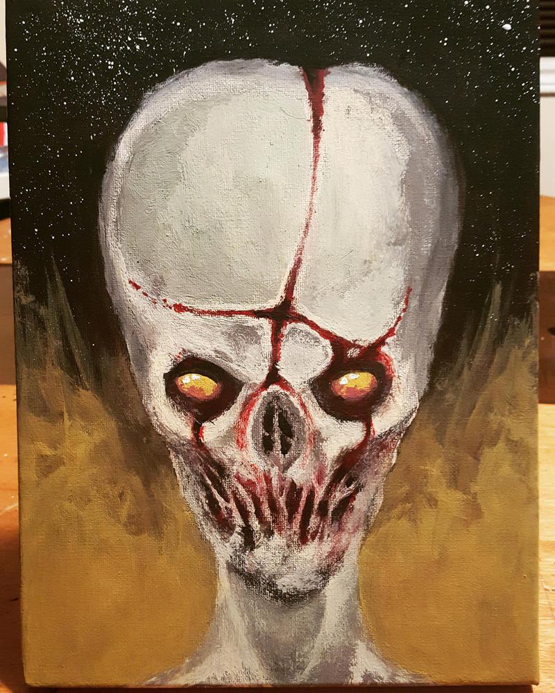 Ugly Bastard by krutch99