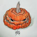 Rotten Pumpkin