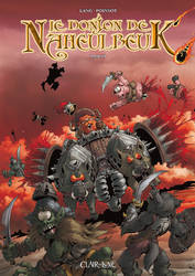 Naheulbeuk couverture du 19