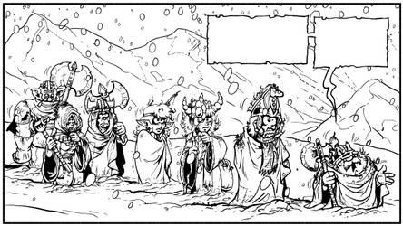 Le Donjon de Naheulbeuk tome 24, extrait 4