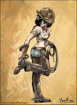 Wendy Whedon pin-up