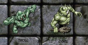 Troll - Ogre