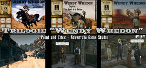 Wendy Whedon - Trilogy - Video Game