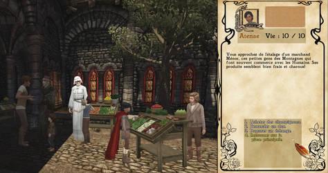 La Legende d'Eikos - screenshot 4