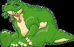 Spike The Stegosaurus Transparent Render 2
