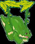 Spike The Stegosaurus Transparent Render 4